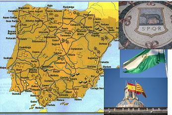 CIUDADANO DEL MUNDO: <em>Español y Catalán, <br>y por supuesto, Andaluz</em>.<br>CIVIS ROMANVS SVM!