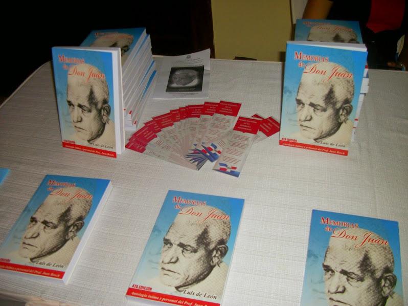 """""""Memorias de Don Juan"""" un libro para la historia"""