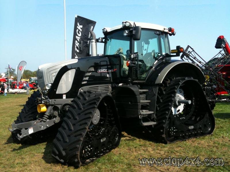 Tractors Farm Machinery Fendt 936 Soucy Track