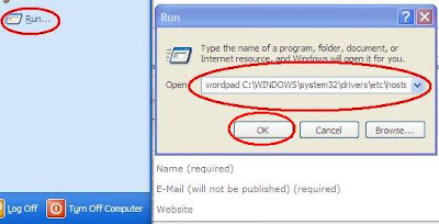 Mempercepat Resolve DNS ISP & Webhosting Baru