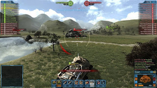 HD игра фэнтези Metal War Online