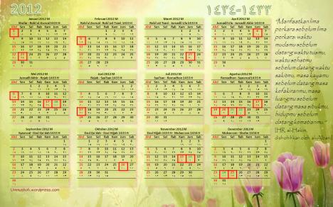 download kalender 2012 pdf dan excel kalender 2012 pdf kalender 2012