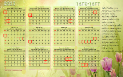Download Kalender 2012