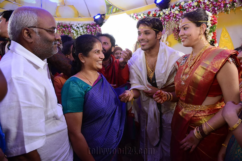 Nandu Geetha Madhuri Marriage Photos Wedding stills-HQ-Photo-10