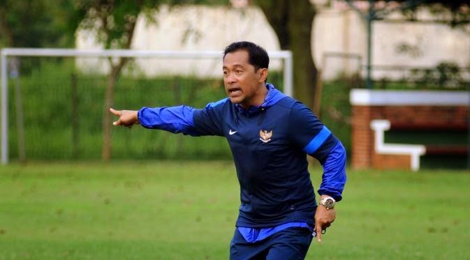 Aji Santoso Target Lolos ke Piala Asia U-23