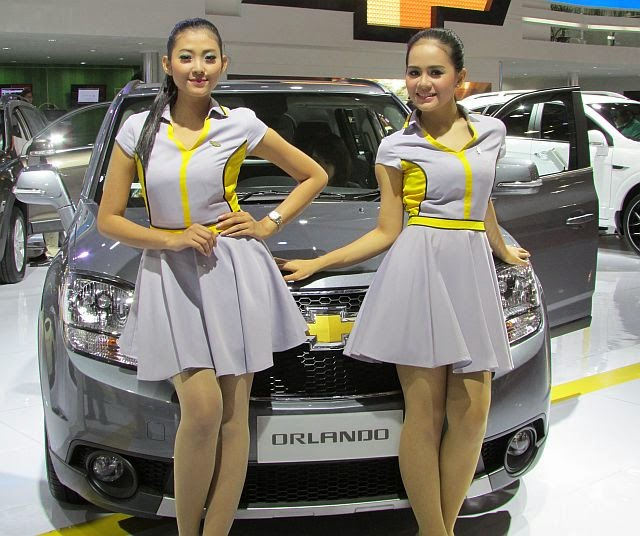 SPG Chevrolet Orlando IIMS 2014