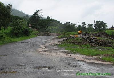 karjat khopoli road