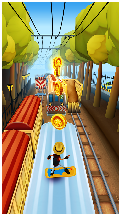 Subway Surfers MOD APK 1.20.0 New York America (Mod Unlimited Coin/Key