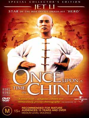 Hoàng Phi Hồng 1 - Once Upon A Time In China 1 (19...