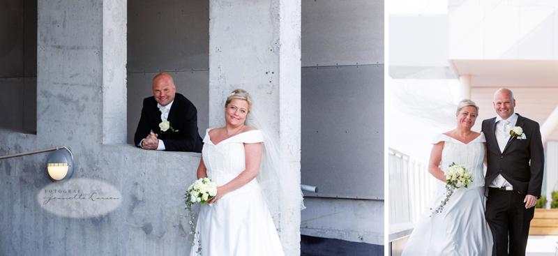 Lervik Brygge, bryllup