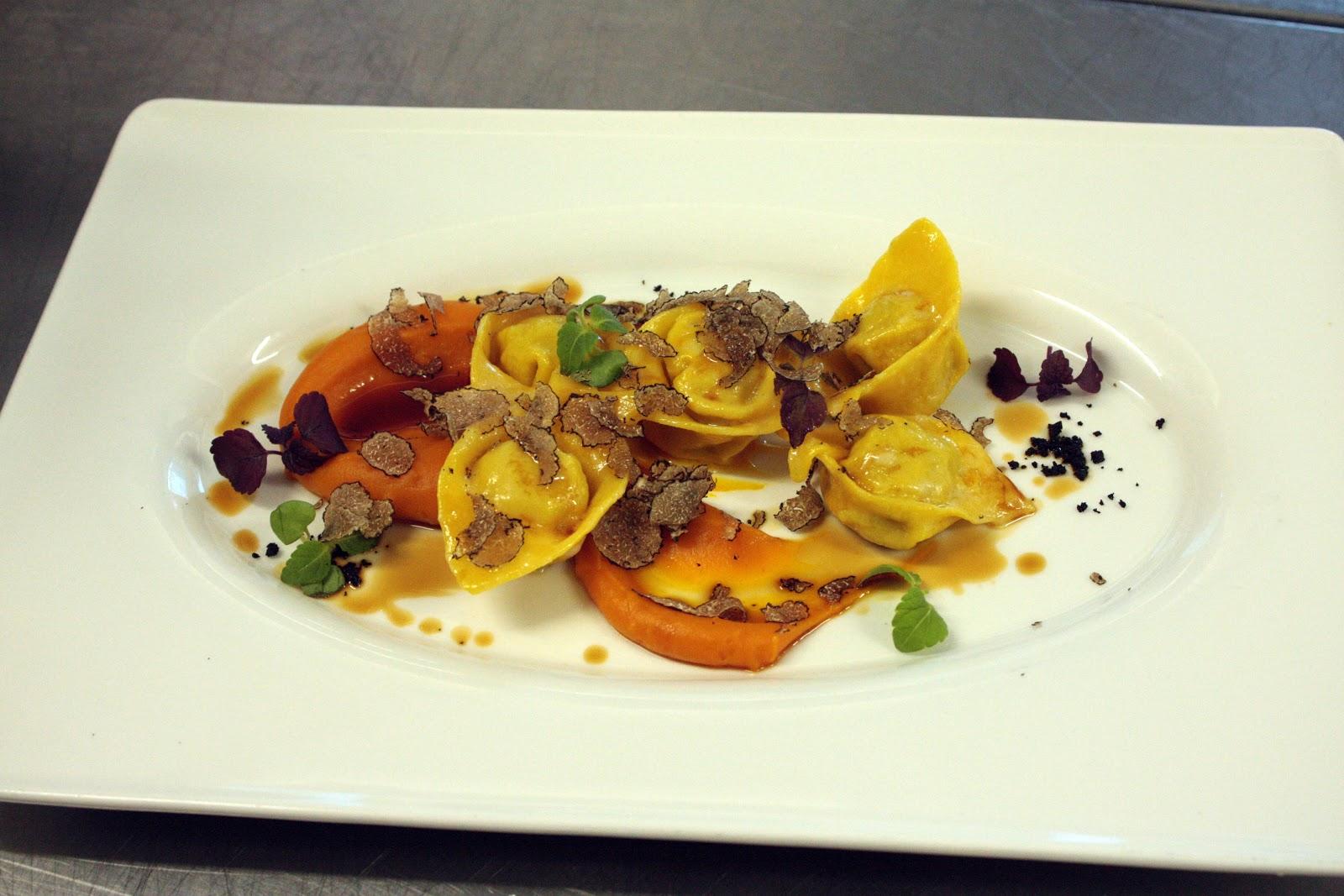 Agnolotti Di Zucca Recipes — Dishmaps