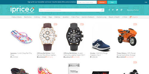 iprice,online shopping site,deals,promo,voucher,coupon
