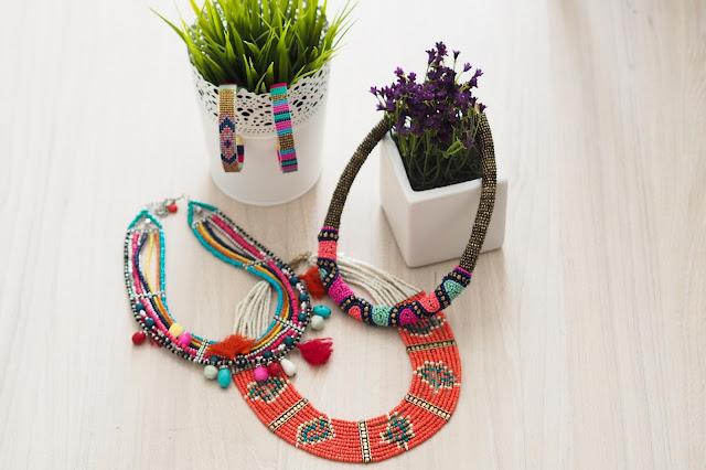 Mode: accessoires ethniques