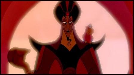 Jafar, Aladdín