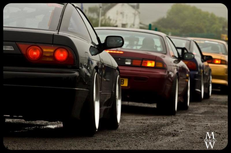 Nissan 180SX/200SX/Silvia S13 & S14, japoński sportowy samochód, JDM
