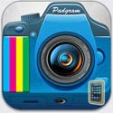 Padgram - Instagram viewer for iPad App iTunes App Icon Logo By Pinssible Labs - FreeApps.ws