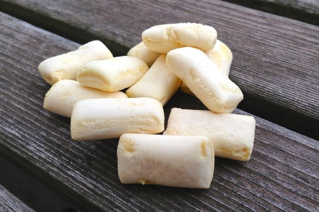 Freedom Mallows soft vegan marshmallows