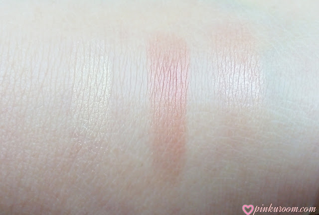 The Body Shop Oh Deer! Bronze Shimmer Palette by Leona Lewis Review Pinkuroom Swatch