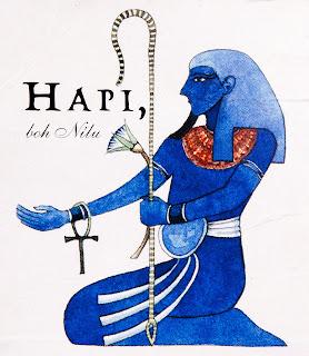 Hopeja zobrazovali v egyptev ľudskej podobe – a to ako mierne