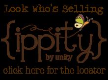 Ippity Chicks Locator Button