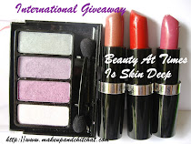 International Giveaway!!! - Makeup and ChitChat Blog