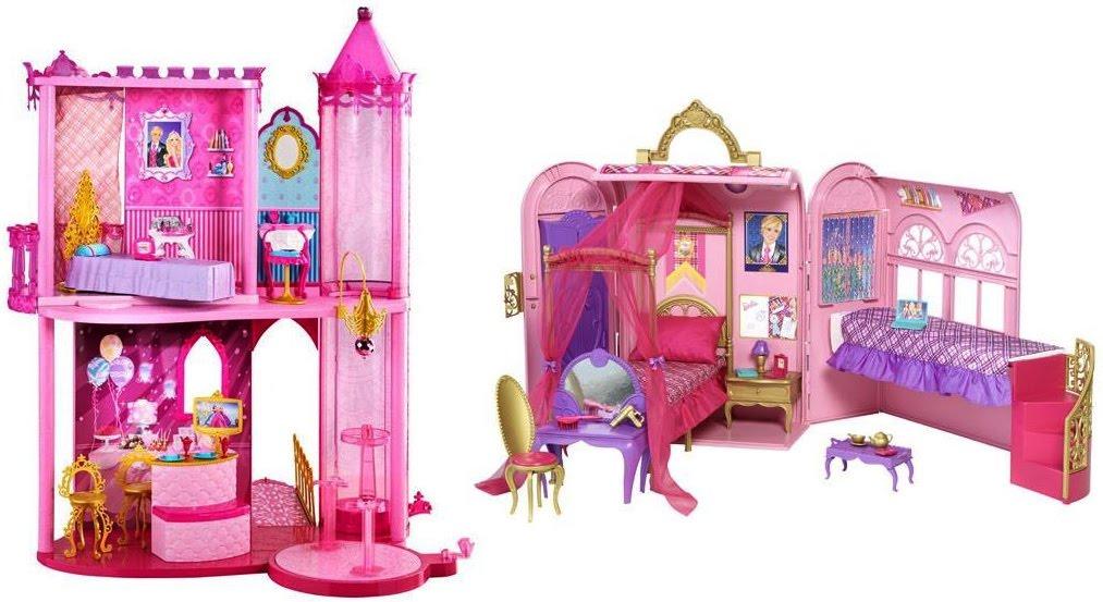 Barbie abril 2011 - Casas de princesas ...