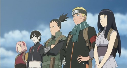 Naruto: Shippuuden Movie 7 - The Last BD Subtitle Indonesia