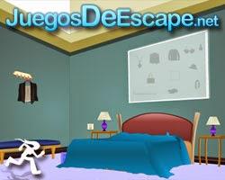 Juegos de Escape Escape the Grandma