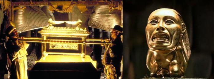 El delorean de marty noviembre 2012 for En busca del arca perdida