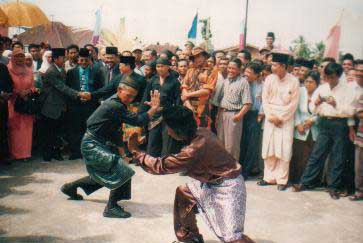 Silat melayu