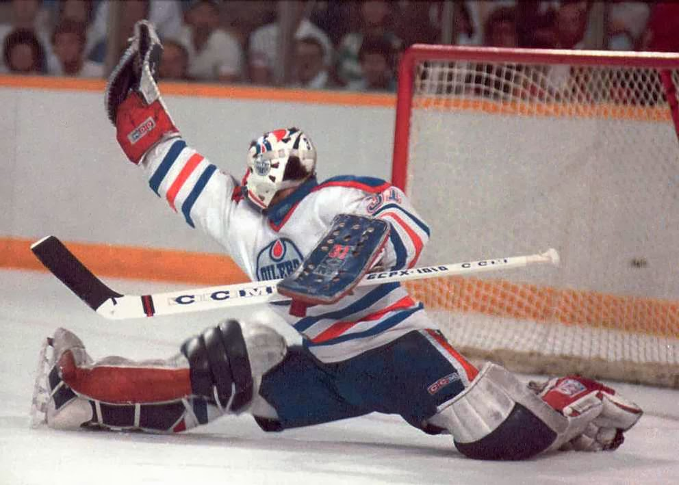 Grant Fuhr - Hall of Fame 2003