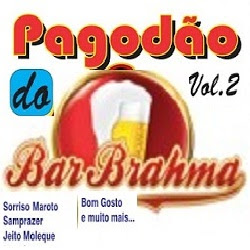 Pagodão Do Bar Brahma Vol 2 2012