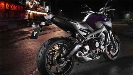 gambar Yamaha MT-09 2014