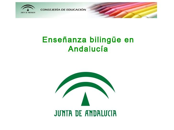 plan de bilingüismo