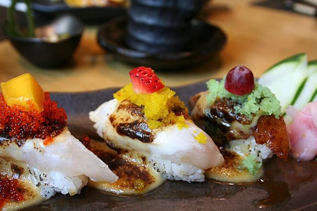 Minami Saki by Astoria Aburi Sushi