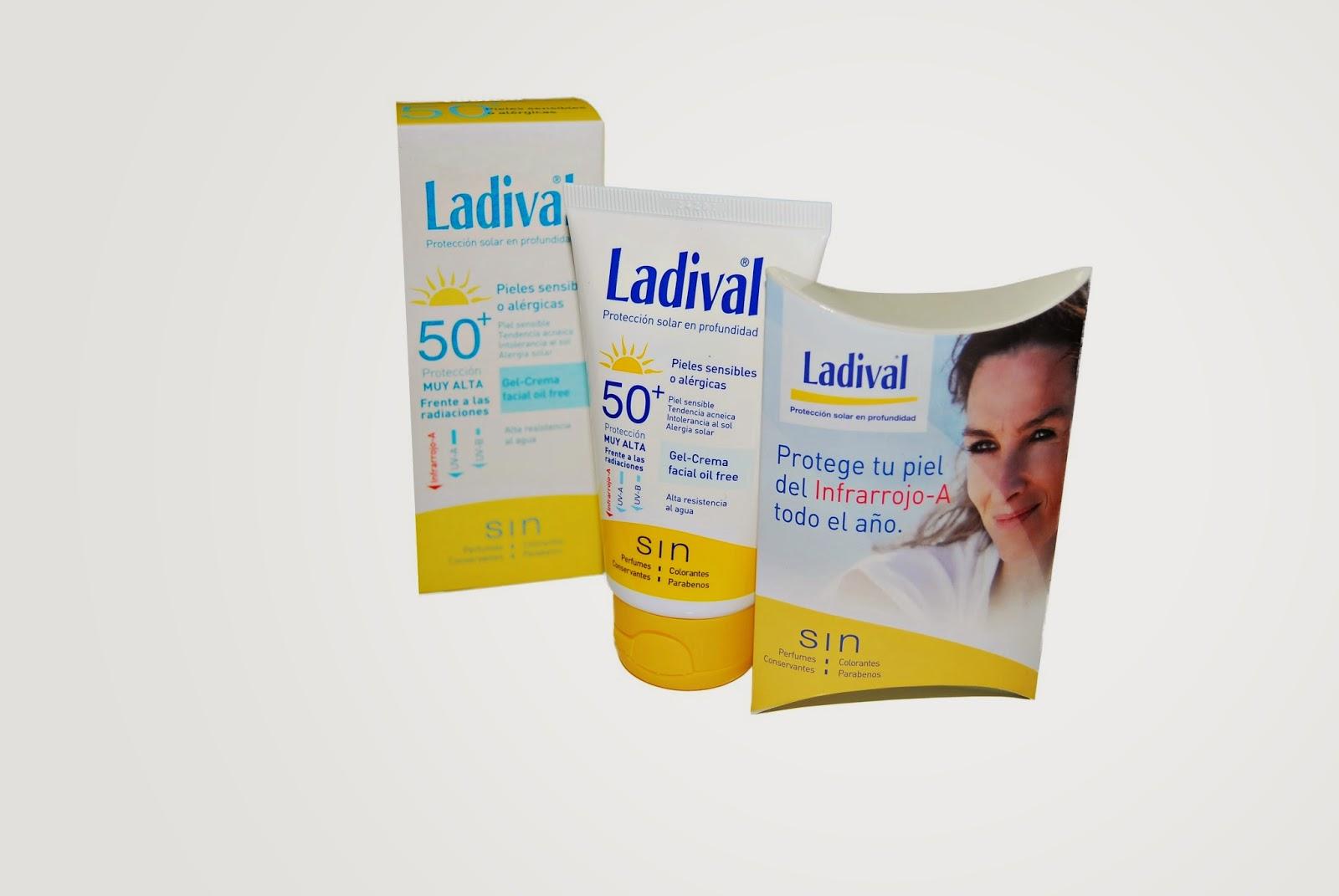 LADIVAL CREMA SOLAR FACIAL 50+SPF