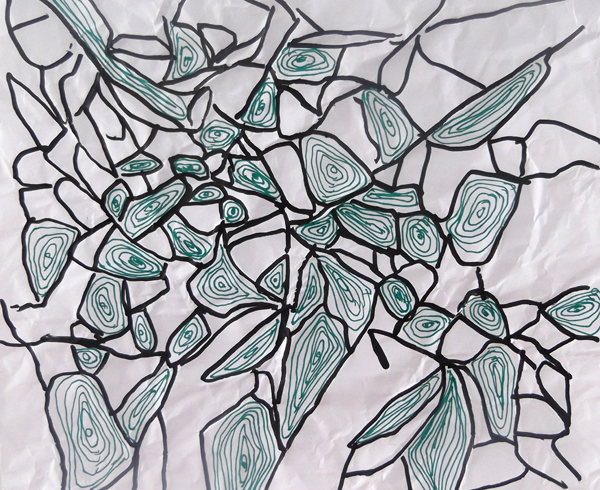 doodle, crinkles, crumbled, papers, drawing, abstract, kids, art, projects