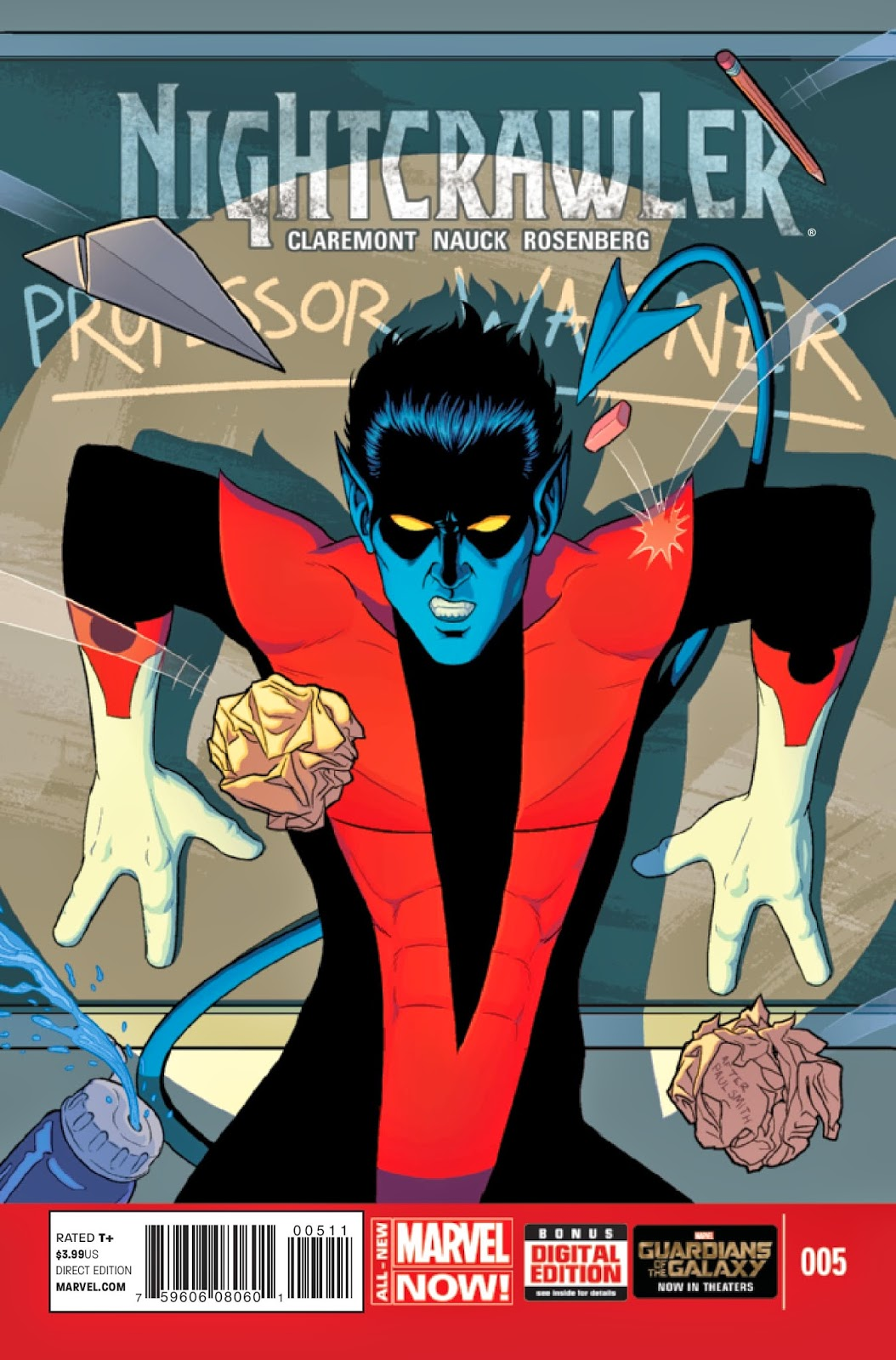 Marvel Nightcrawler review