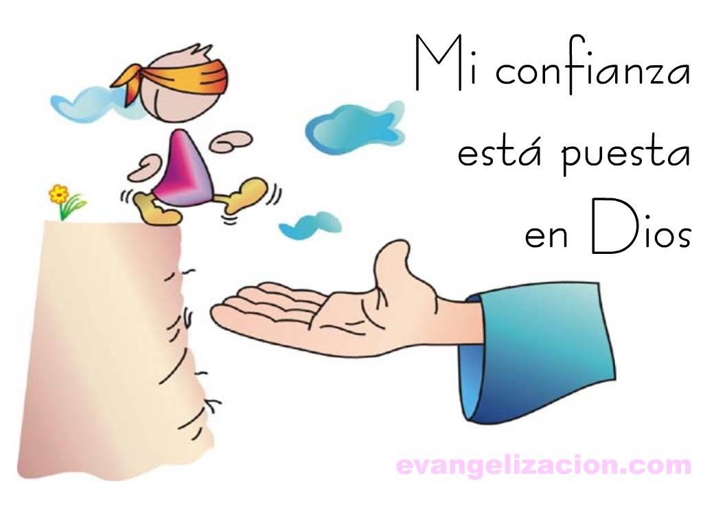 Imagenes Cristianas   Confianza