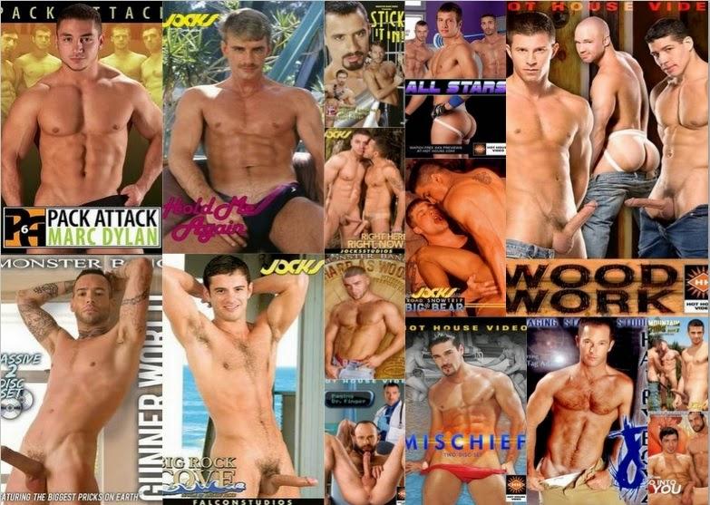 Jocks Falcon Studios Hot House Raging Stallion Gay Porn DVD Gayrado