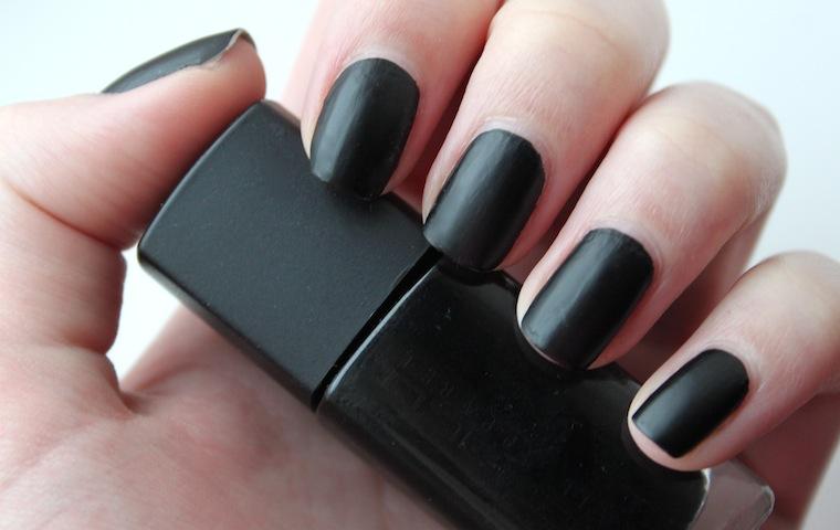 the beauty series | uk beauty blog: rococo unisexy matte nail polish