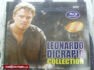 leonardo dicrapio collection funny product