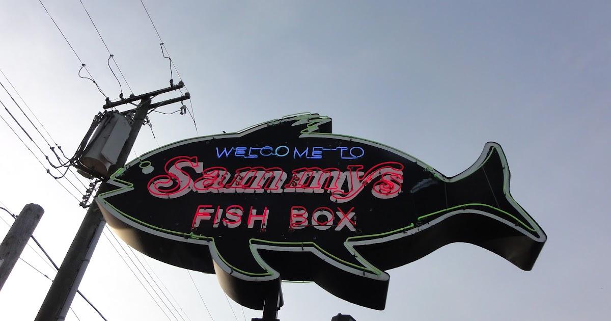 Go gin chow sammy 39 s fish box city island ny for Sammy s fish box