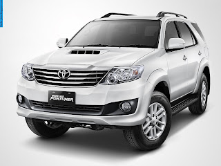 Toyota fortuner car 2012 front view - صور سيارة تويوتا فورتشنر 2012 من الخارج