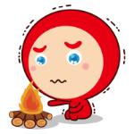 emoticones de peluche calentandose