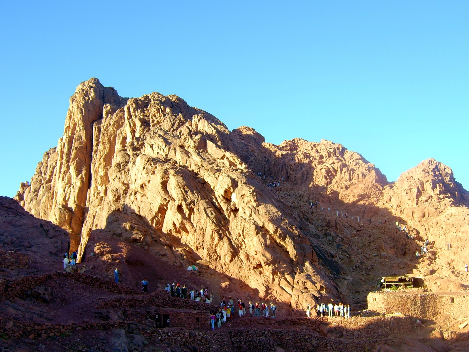 7 Tempat Wisata Menakjubkan di Mesir
