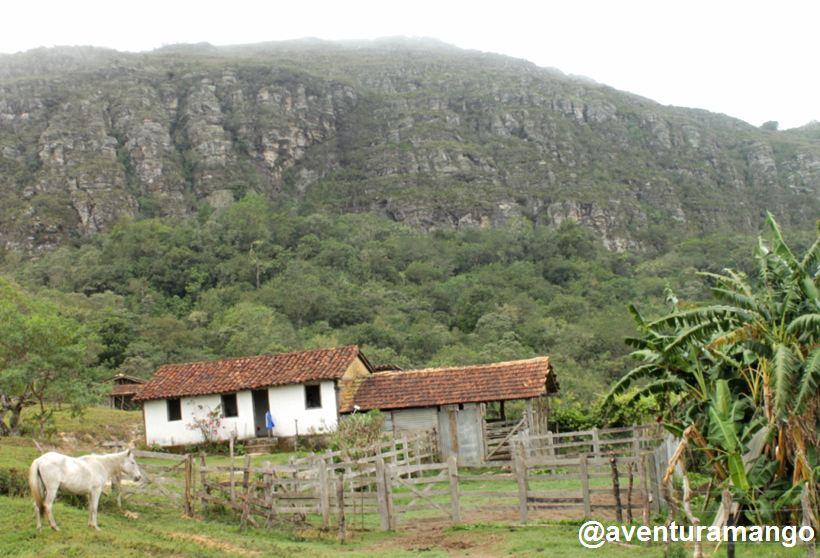 Casa de D. Ana Benta - Serra do Cipó