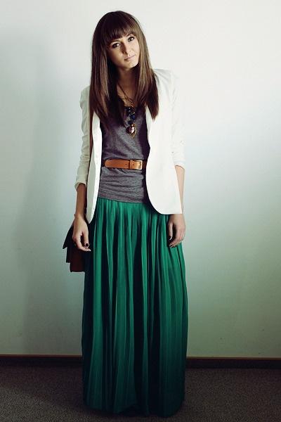 Beautiful Long Skirt 03  Modest Islamic Clothing  2Hijab