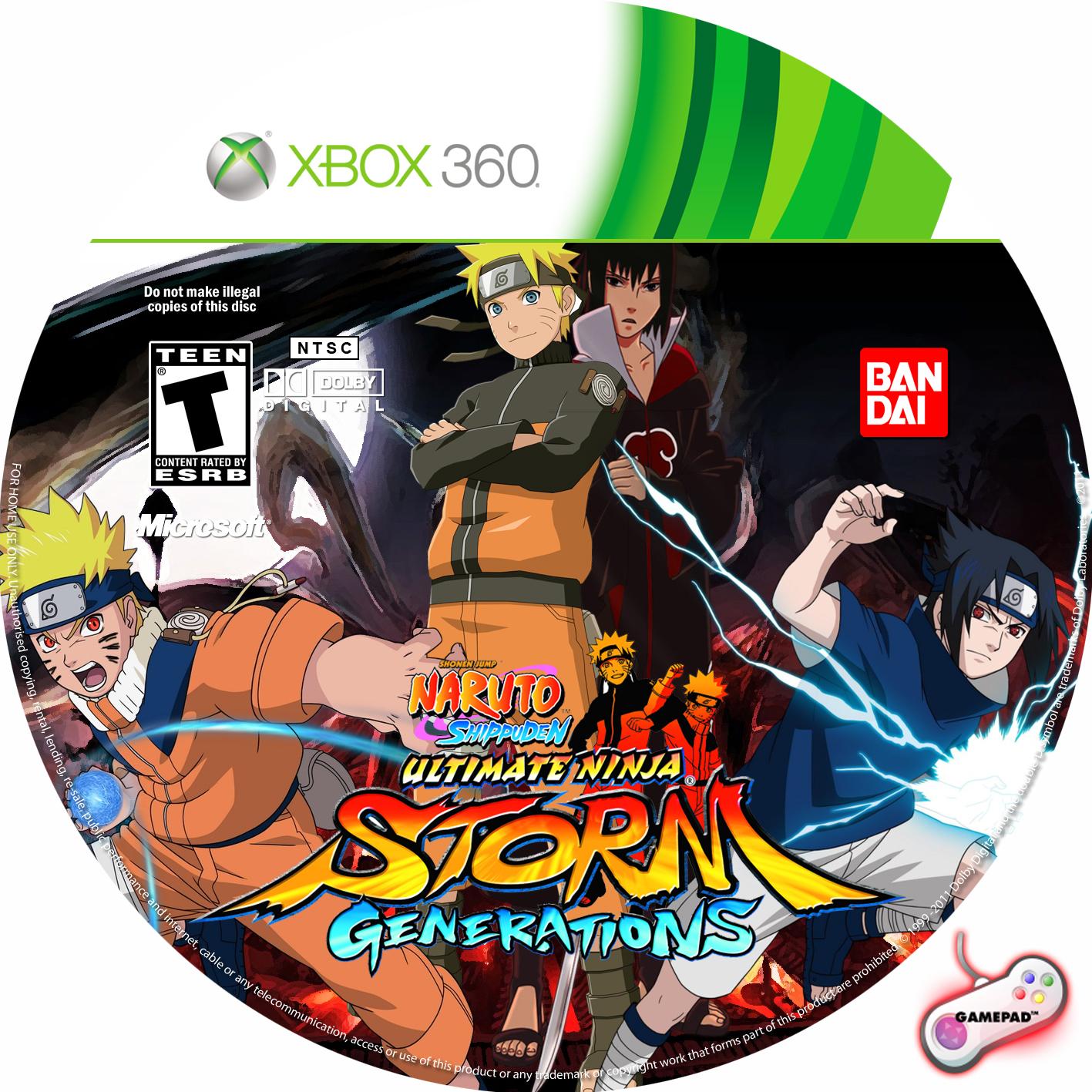 Naruto shippuden: ultimate ninja storm 2 скриншоты к игре