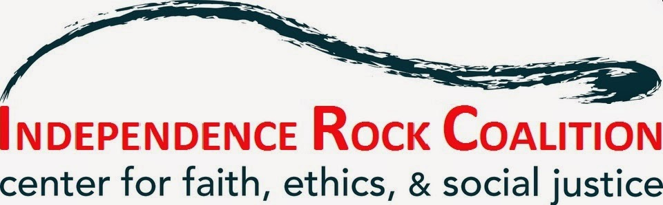 Independence Rock Coalition About Us